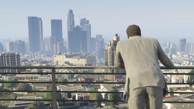 GTA V Screenshots for PS3 & Xbox 360 - Grand Theft Auto V