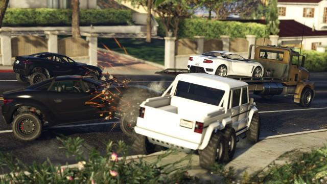 GTAOnline 12904 FreeModeEvents Dubsta6x6 Flatbed