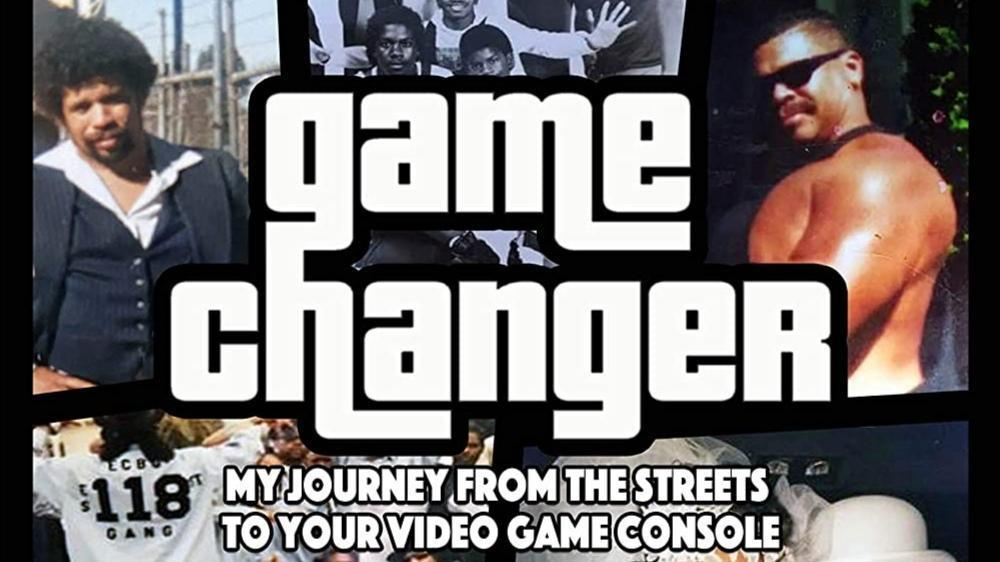 Game Changer: a Book by Shawn 'Solo' Fonteno - Franklin Clinton in GTA V