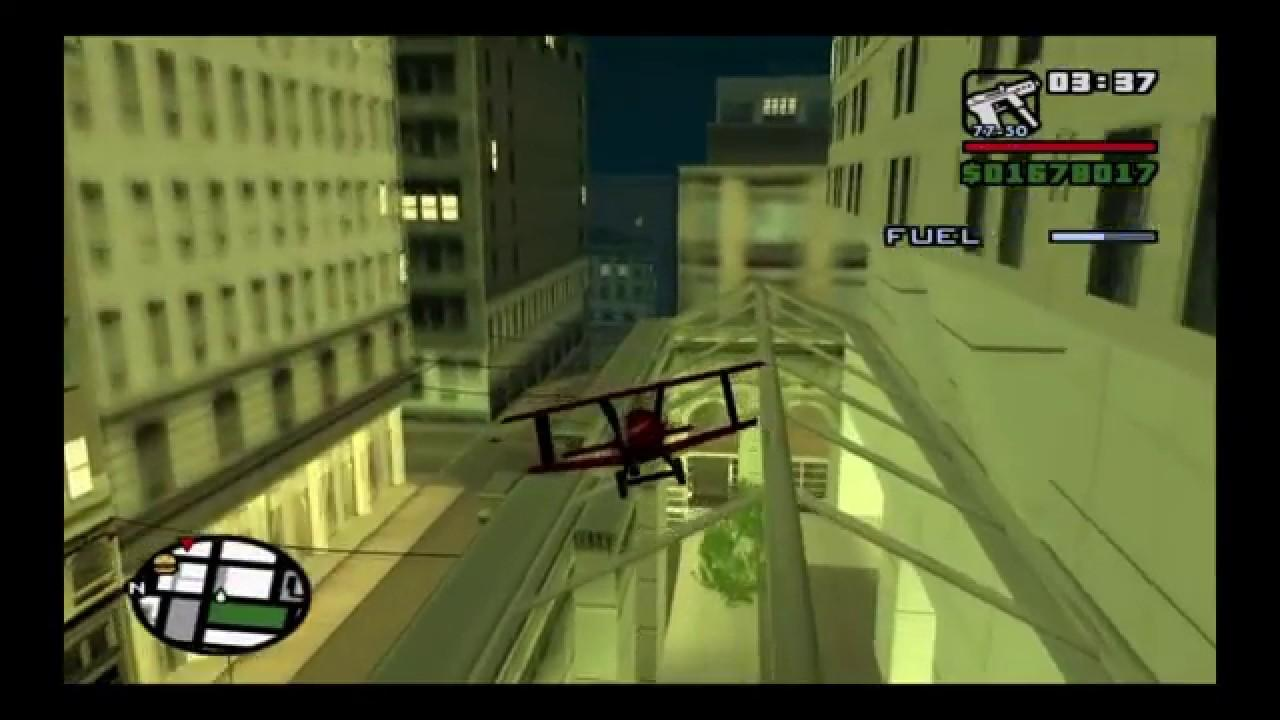 supply lines gta san andreas