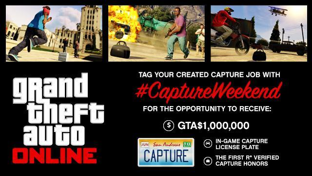 GTA Online Capture Creator Update Now Available