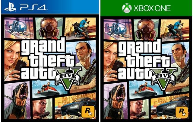 Grand Theft Auto V Is Now Available for PlayStation 4 and Xbox One