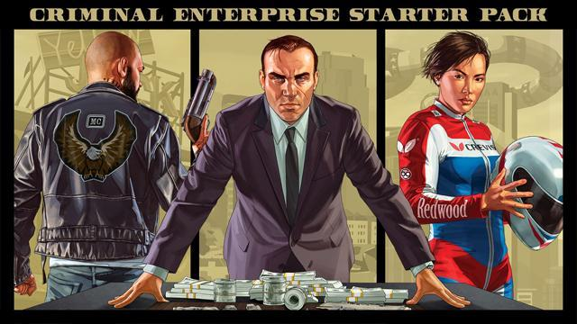 "GTA Online: ""Criminal Enterprise Starter Pack"" - Full Content Details"