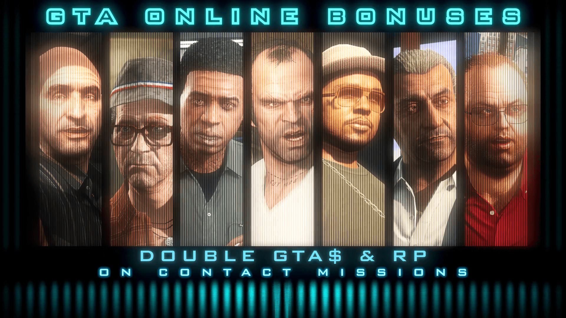 GTA Online: Double Rewards on All Contact Missions, GTA$250K Nightclub Bonus & more