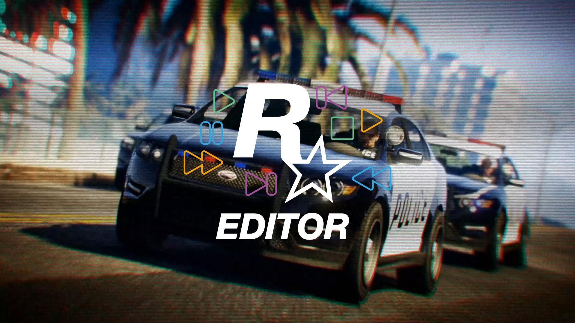 Introducing the GTA V Rockstar Editor and Director Mode