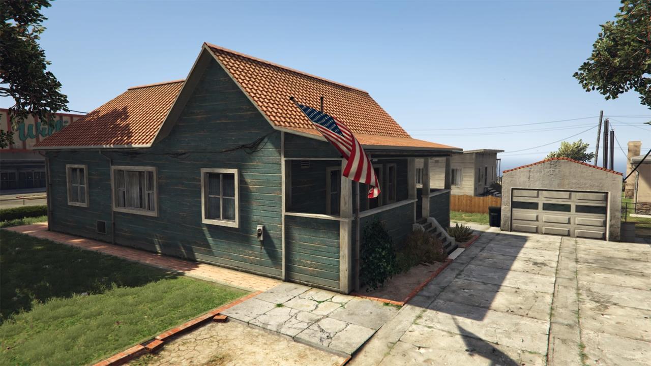 houses in blaine county gta 5