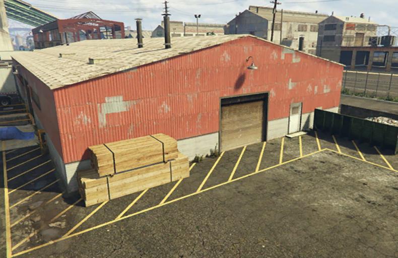 Cocaine Lockup Elysian Island - GTA Online Properties - GTA V