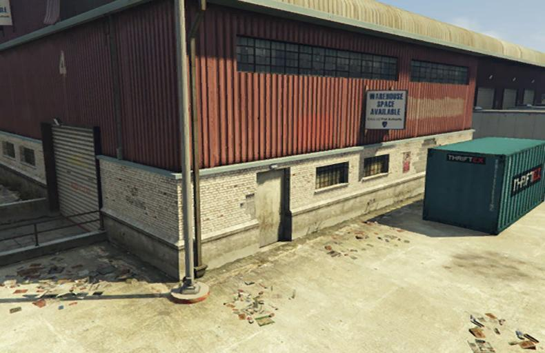 Methamphetamine Lab Terminal - GTA Online Properties - GTA V