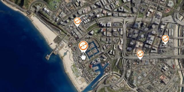 Vespucci Canals Nightclub - GTA Online Properties - GTA V