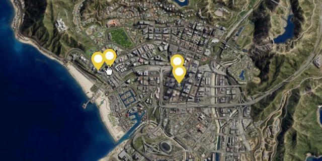 Maze Bank West Garage Gta Online Properties Gta V Properties