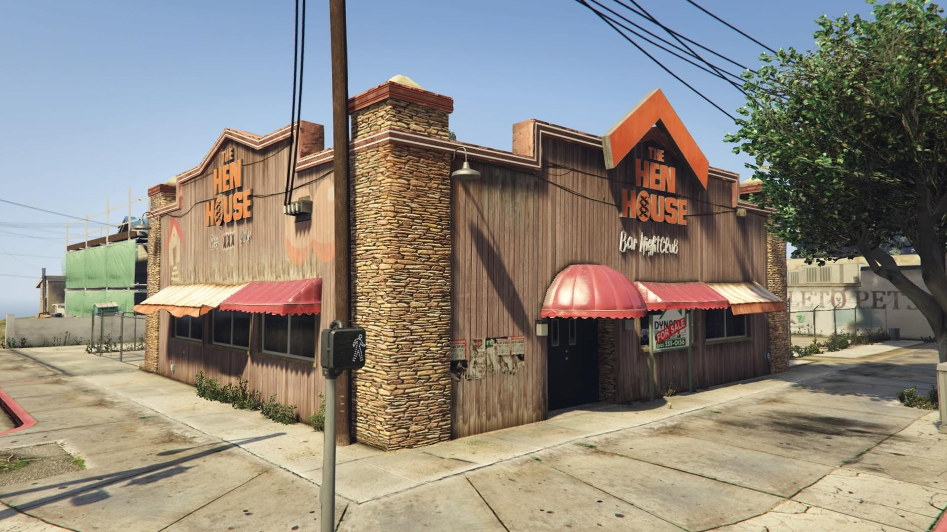 The Hen House - GTA V Story Mode Properties - GTA V Properties