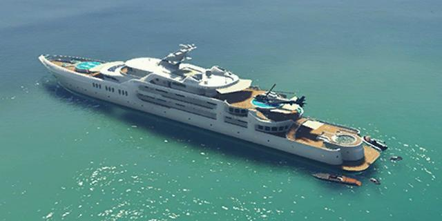 The Pisces Yacht Gta Online Properties Gta V