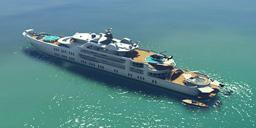The Aquarius Yacht