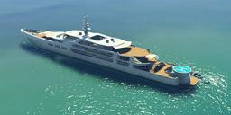 The Orion Yacht