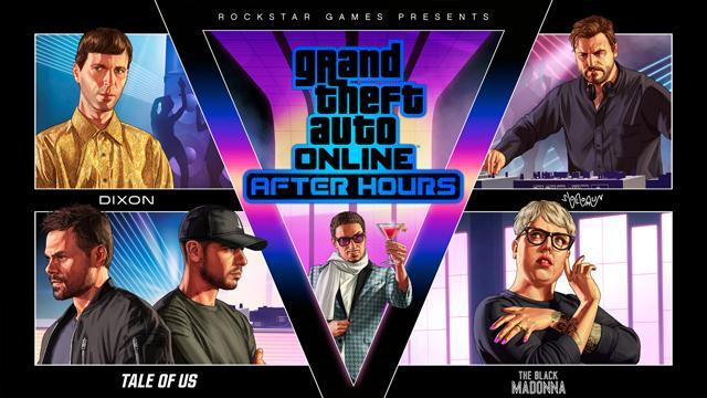 GTA V Title Update 1.44 Notes - After Hours Update
