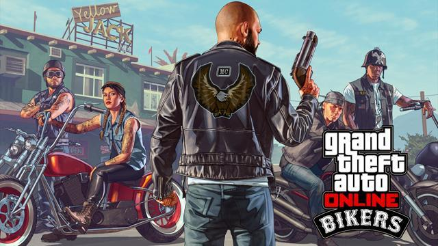 GTA V Title Update 1.36 Notes - Bikers
