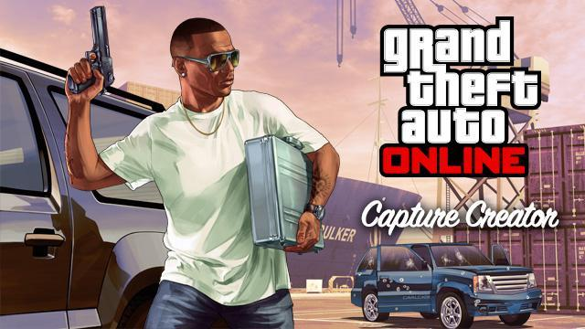 GTA V Title Update 1.12 Notes - GTA Online Capture Creator