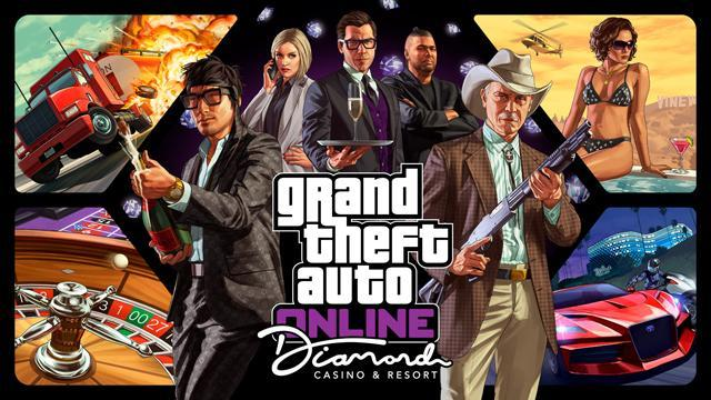 GTA V Title Update 1.47 / 1.48 Patch Notes - The Diamond Casino & Resort