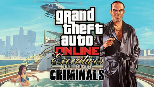 GTA V Title Update 1.31 Notes - Executives and Other Criminals