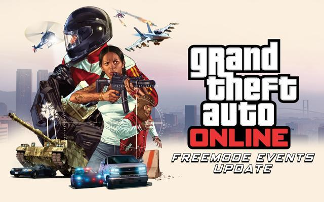 GTA V Title Update 1.29 Notes - Freemode Events Update