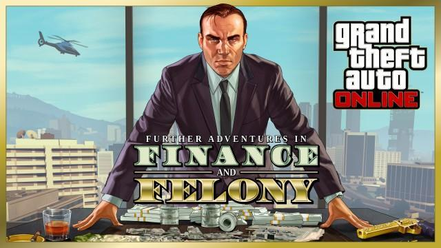 GTA V Title Update 1.34 Notes - Further Adventures in Finance & Felony
