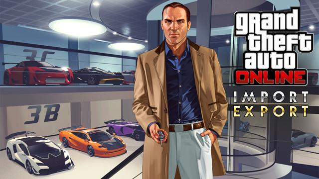 GTA V Title Update 1.37 Notes - Import/Export