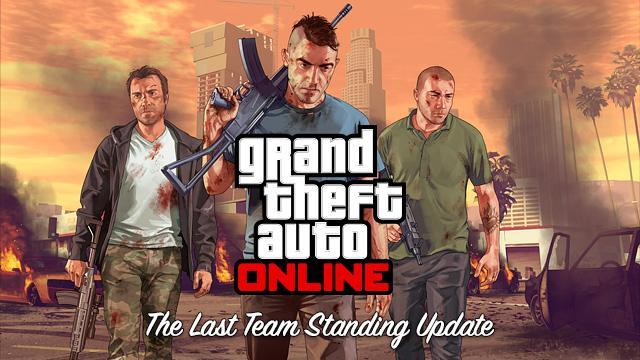 GTA V Title Update 1.17 Notes - Last Team Standing Update