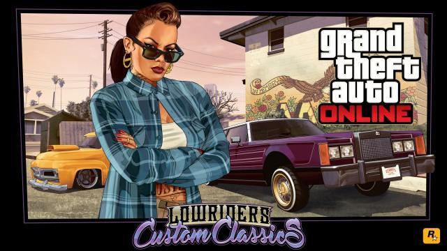 GTA V Title Update 1.33 Notes - Lowriders: Custom Classics