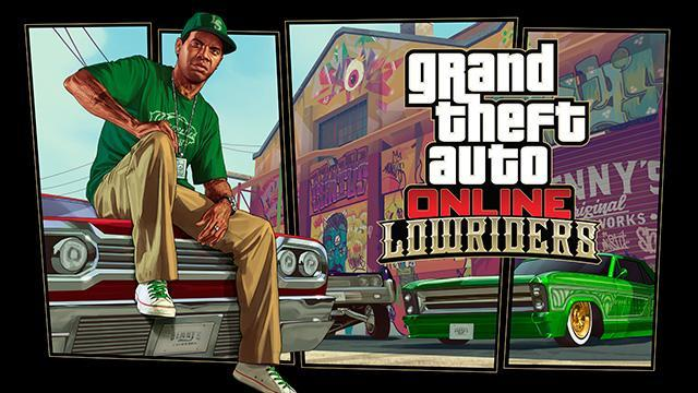 GTA V Title Update 1.30 Notes - Lowriders Update