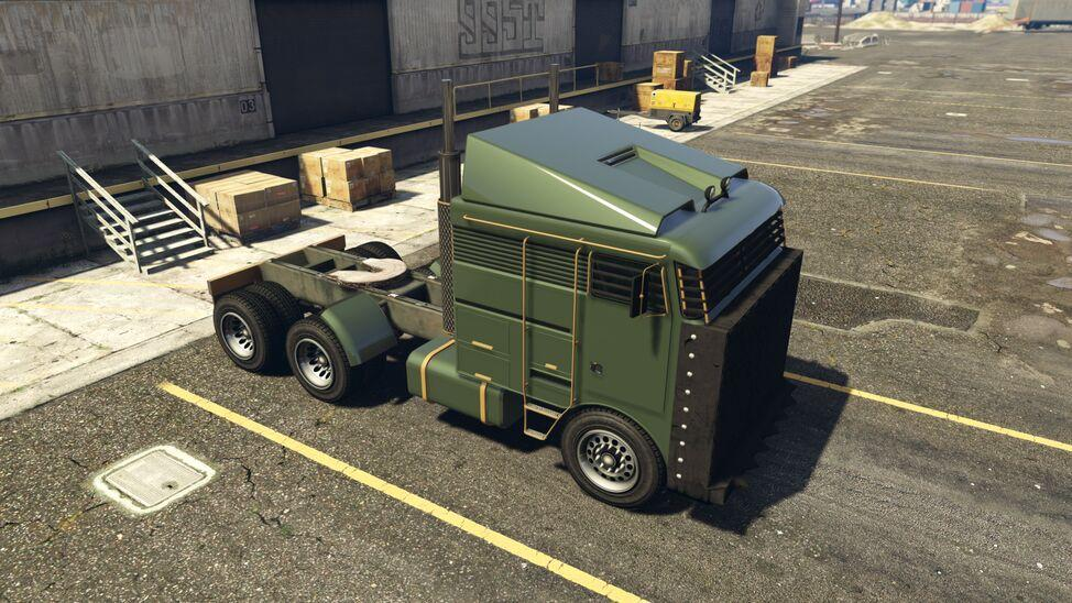 Hauler Custom (Fully Upgraded)