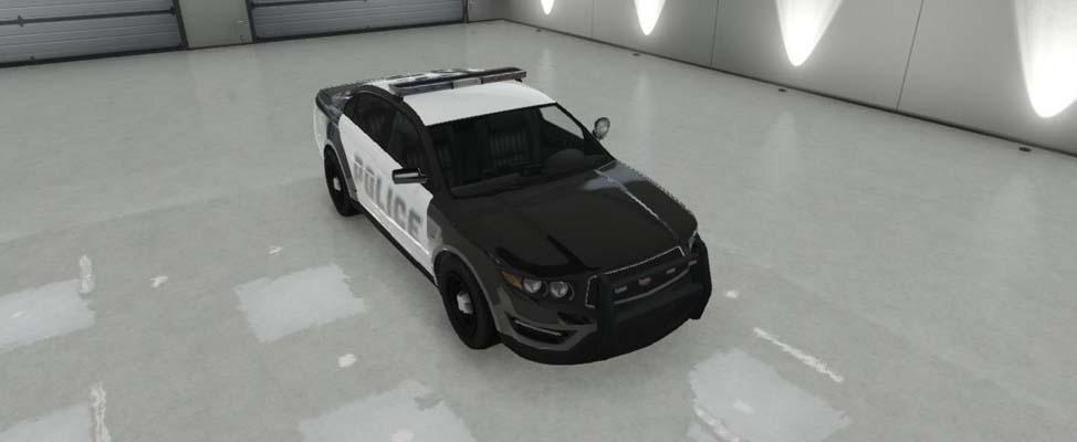 Police Cruiser (Interceptor) - GTA V Vehicles Database
