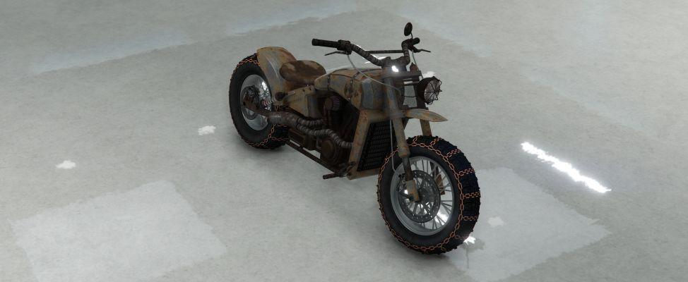 Deathbike (Arena) - GTA V Vehicles Database & Statistics - Grand