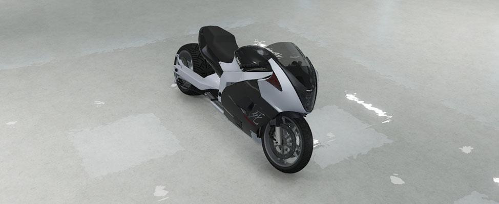 Hakuchou Drag Bike - GTA V Vehicles Database & Statistics - Grand