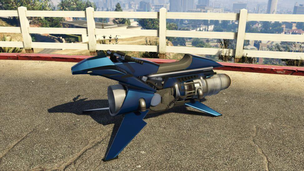 Oppressor Mk II (Fully Upgraded)