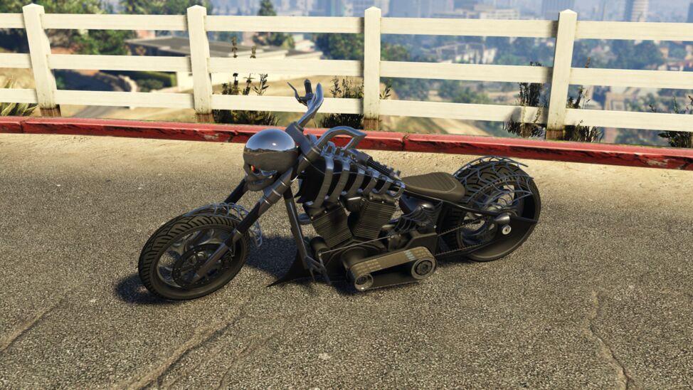 Halloween Bike Gta 5 2020 Sanctus   GTA V & GTA Online Vehicles Database & Statistics