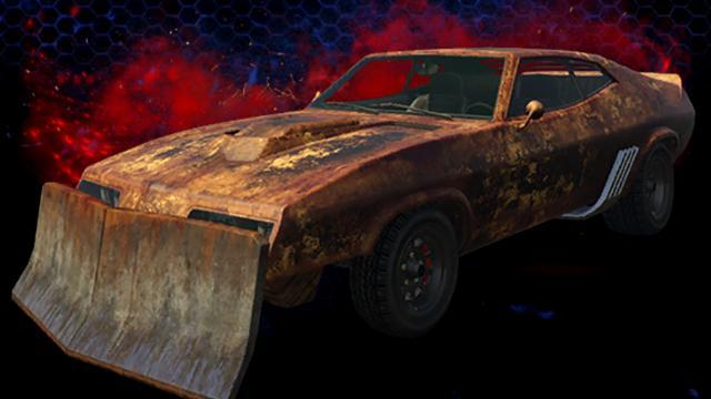 Apocalypse Imperator - Muscle (1979 Chevrolet Camaro Z28 build)
