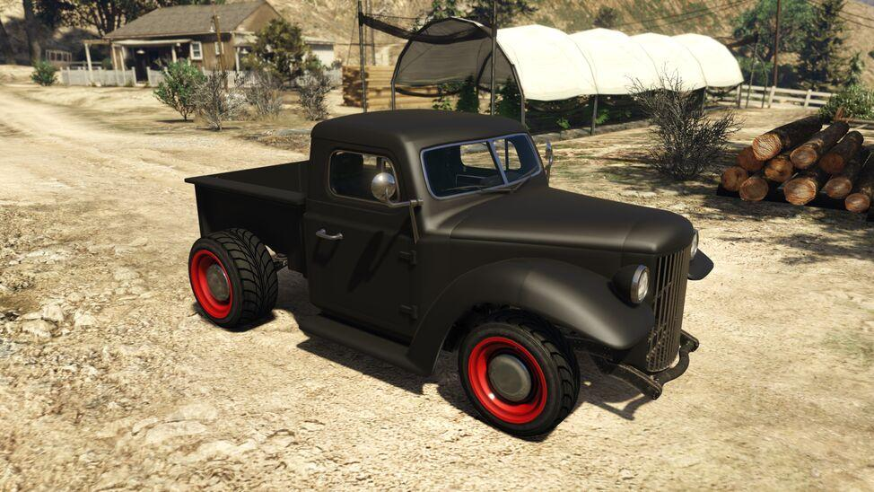 Rat-Truck - Muscle (Hot-Rod)