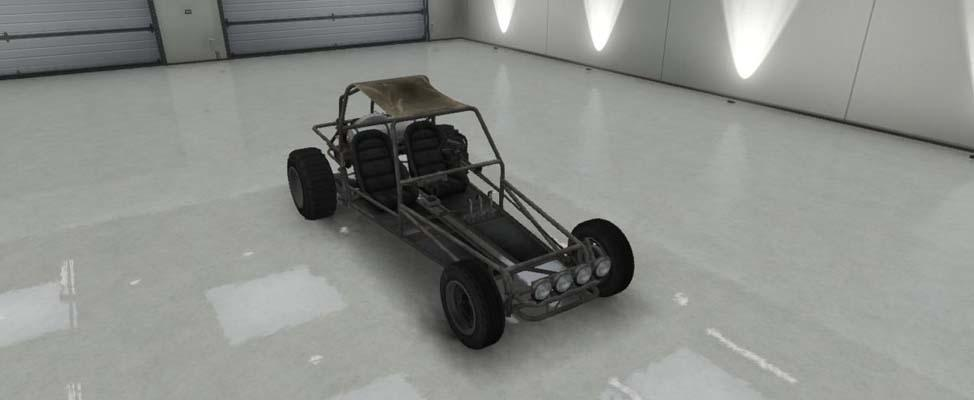 Ramp Buggy - GTA V & GTA Online Vehicles Database