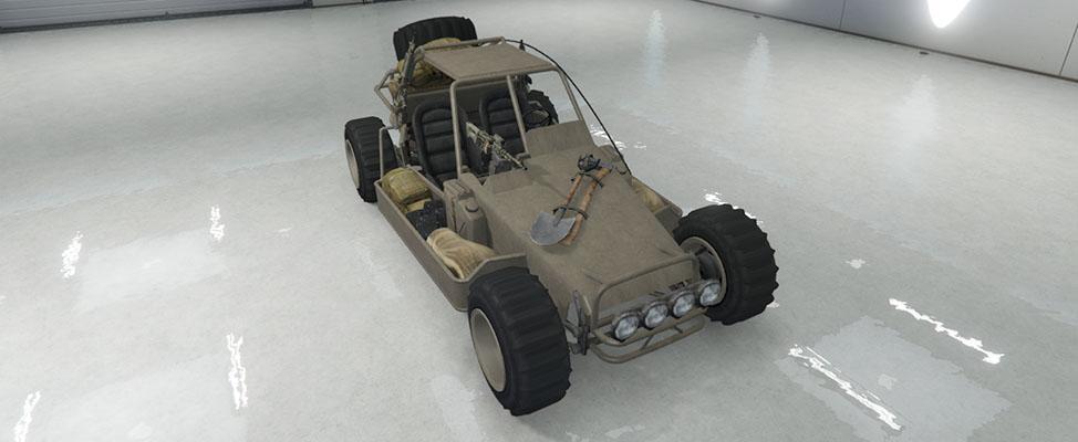 Ramp Buggy - GTA V Vehicles Database & Statistics - Grand