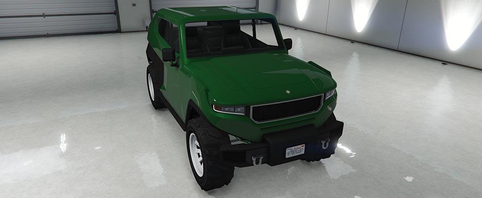 Freecrawler - GTA V & GTA Online Vehicles Database