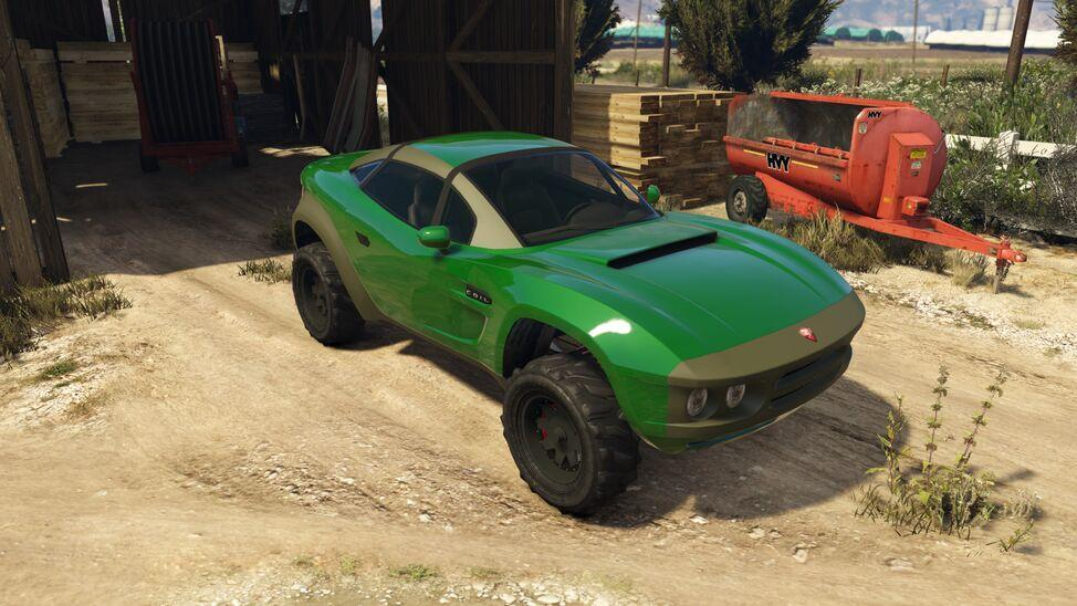 Brawler - Off-Road (Local Motors Rally Fighter build)