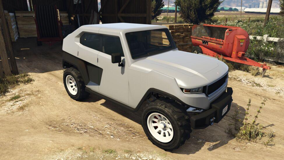 Freecrawler - Off-Road (Rezvani Tank SUV build)