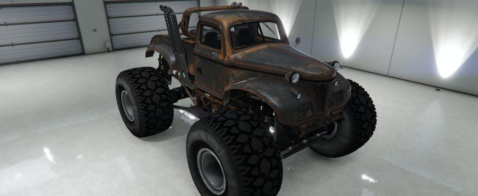 the best off road car in gta 5