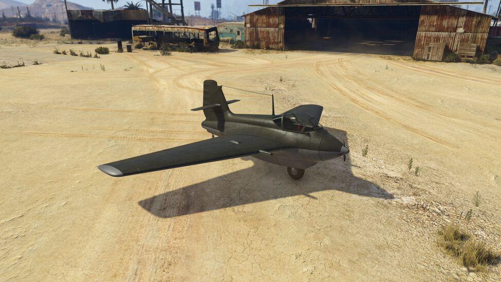 LF-22 Starling (Fully Upgraded)
