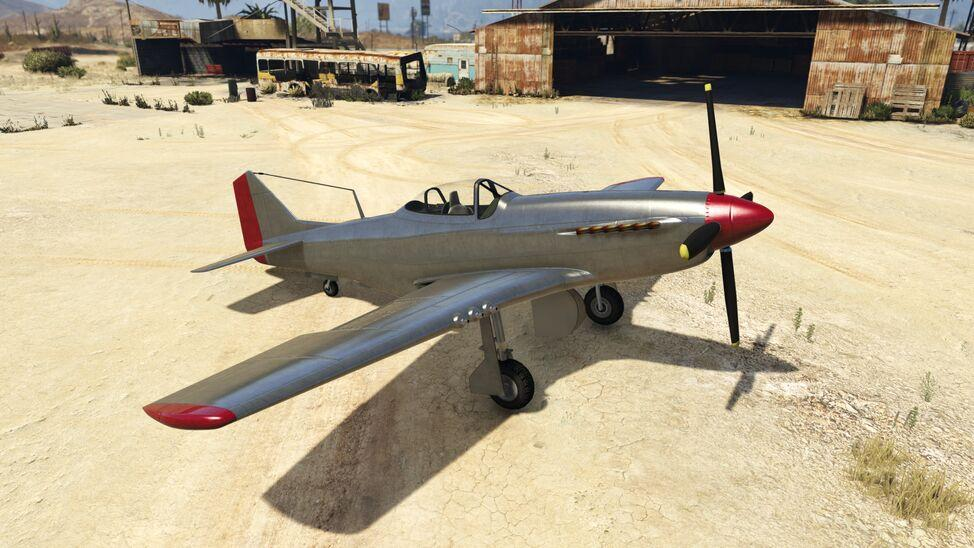 P-45 Nokota (Fully Upgraded)