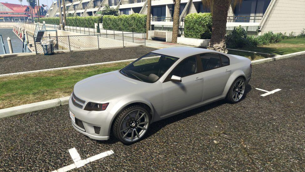 Fugitive - GTA V & GTA Online Vehicles Database ...