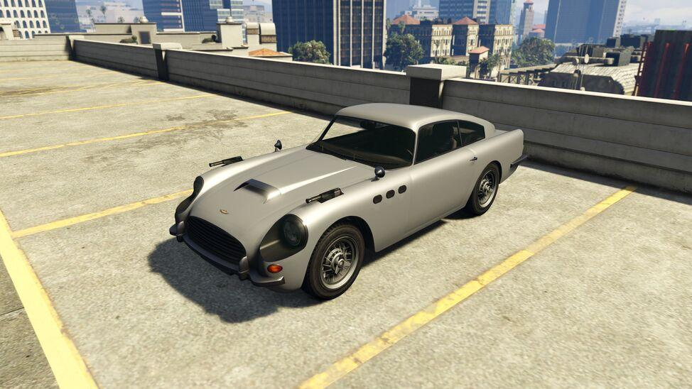 JB 700 - Sports Classics (James Bond DB5 build)