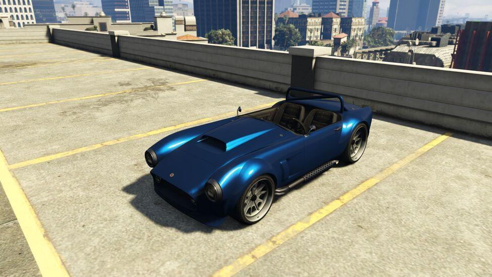 Mamba - Sports Classics (Shelby Cobra MK3 Blue build)