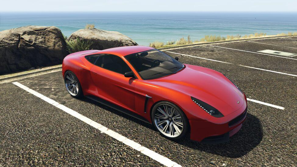 Massacro - Sport (Aston Martin 2nd gen Vanquish Grey build)