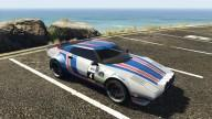 Tropos Rallye - Sports Classics (Lancia Stratos Bright Blue build)